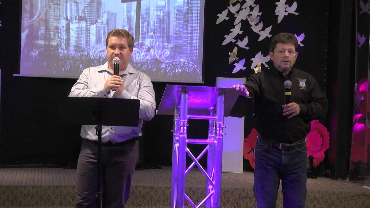 Tuesday Night  World Harvest Church Portland OR, Divine Healing Training,  Curry Blake