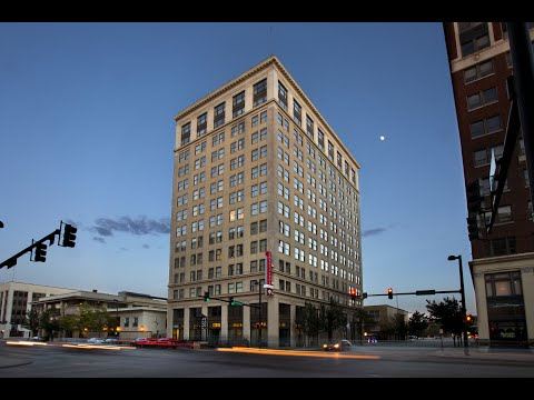 Paul Coury Talks Ambassador Hotel Wichita