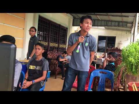 Buat Sang Puteri - Spider (Karaoke) cover by rizal kamarulzaman
