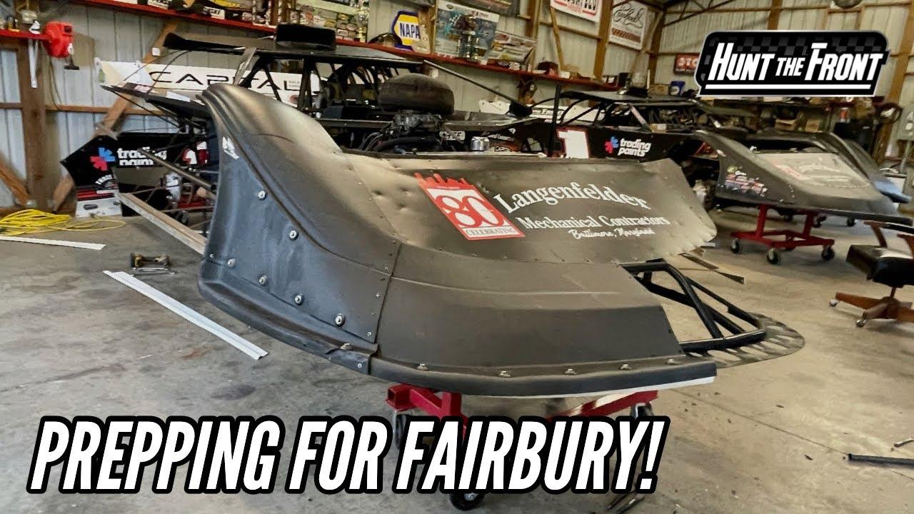 We Ate Vegemite and Tore Apart Our Race Car!  (Fairbury Prep)
