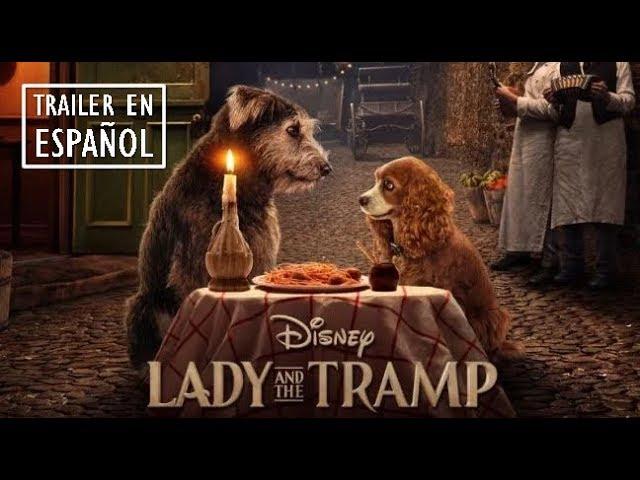 La Dama y El Bagabundo (Lady And The Tramp) 2019  🎥 Tráiler EN ESPAÑOL (Doblado) 🎬   FAN MADE