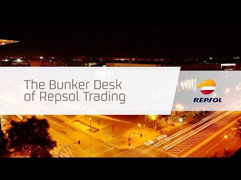 The Bunker Desk Of Repsol Trading