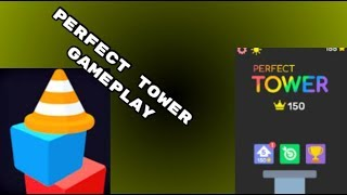 Perfect Tower Gameplay