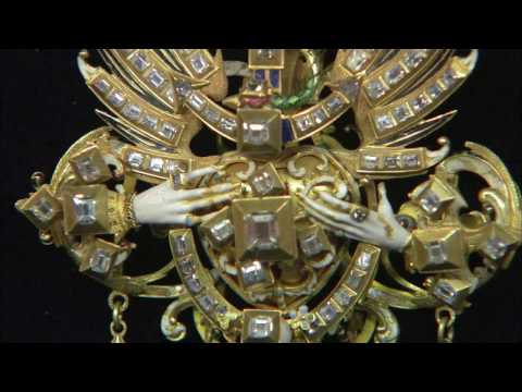 Late 16th-Century Diamond Marriage Jewel | Mansion Masterpie