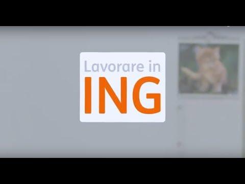 Lavorare in ING Italia