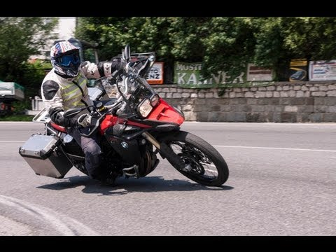 Test-Video | BMW F 800 GS Adventure 2013 | Offroad-Onroad Test