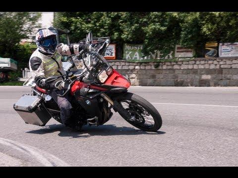 Test-Video | BMW F 800 GS Adventure 2013 | Offroad-Onroad Test Foto