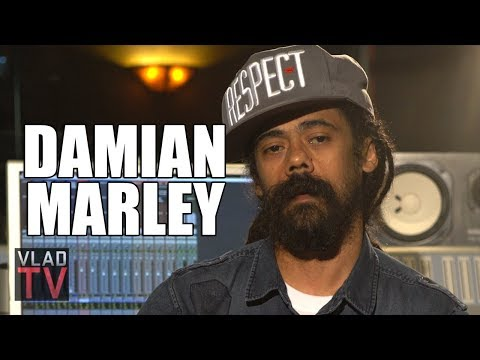 Damian Marley on How His Mom Met Bob Marley, How He Got