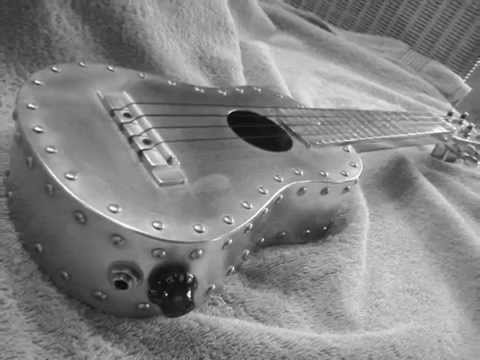 how to make aluminium ukulele