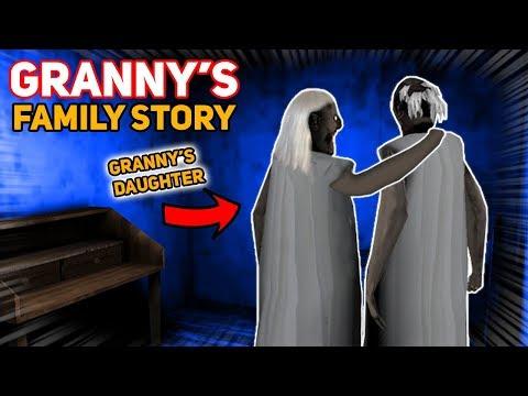 Granny's Secret Story Of Her Family!!! (Her Backstory) | Granny The Mobile Horror Game (Story)