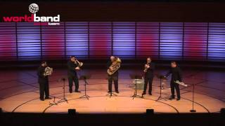 Boston Brass plays Best Opener Medley @ World Band Festival Luzern 2015