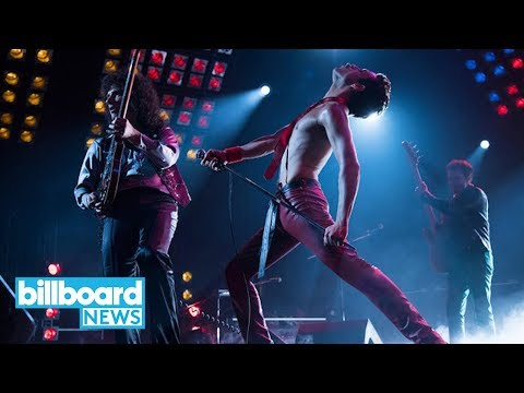 'Bohemian Rhapsody' Makes a Splash at the Box Office With Astounding $50M Opening  | Billboard News Mp3