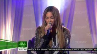 Beyoncé - Halo live (HQ) at Today Show