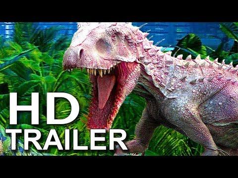 JURASSIC WORLD EVOLUTION - All Species Trailer (2018) Jurassic Park