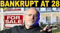 Bankrupt by 28: Why Dave Ramsey lost MILLIONS in Real Estate