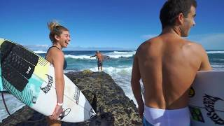 Behind The Scenes from Xo Coco Ho - Part 1
