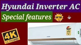 hyundai inverter ac pre- review [ air conditioner - special features]