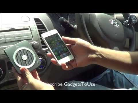 Jabra Tour In Car Bluetooth Speakers Review Sound Quality, Loudness, Build Tested