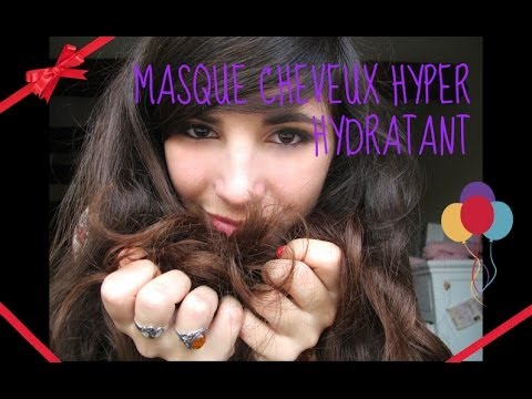 tuto 2 masque hyper hydratant pour cheveux secs youtube. Black Bedroom Furniture Sets. Home Design Ideas