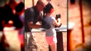 Uzi In Hands Of 9-Year-Old Girl Ends Instructor's Life [VIDEO]