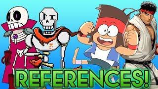Video Video Game & Anime References in OK K.O.! Let's Be Heroes! - Vol. 1 download MP3, 3GP, MP4, WEBM, AVI, FLV Juni 2018