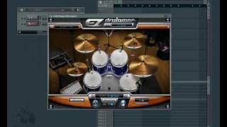 Tutorial: Using EZdrummer in FL Studio.