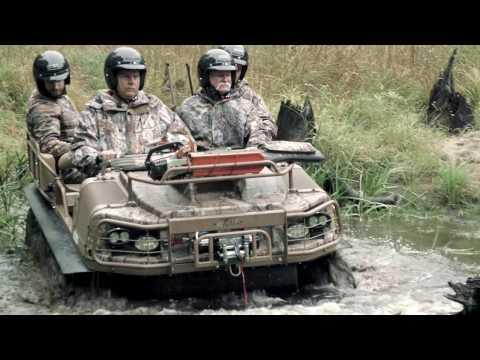2017 Argo Atv Wilderness Series 6x6 & 8x8 Amphibious Models