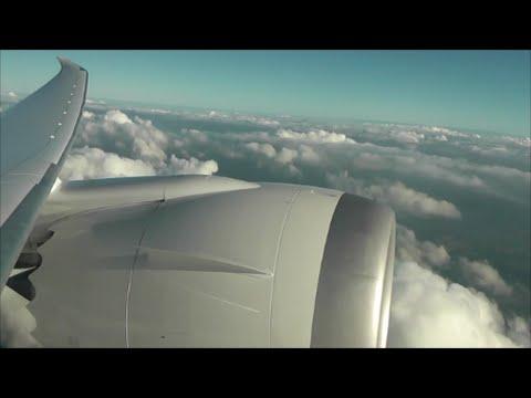Norwegian Boeing 787-8 Dreamliner   London Gatwick to New York JFK *Full Flight*