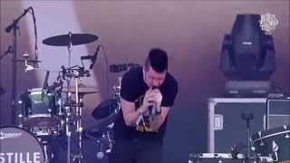 Bastille - The Draw  Lollapalooza Chile 2015