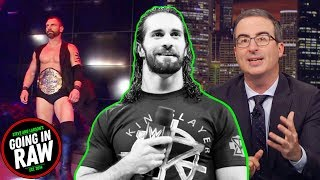 WWE Crown Jewel Canceled Or Not? Seth Wants Kenny In WWE! BFG Results! Going In Raw Podcast!
