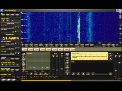 21500 kHz Scandinavia