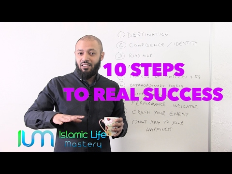 Be Happy and Have Best Year of My Life - 10 Steps to Success