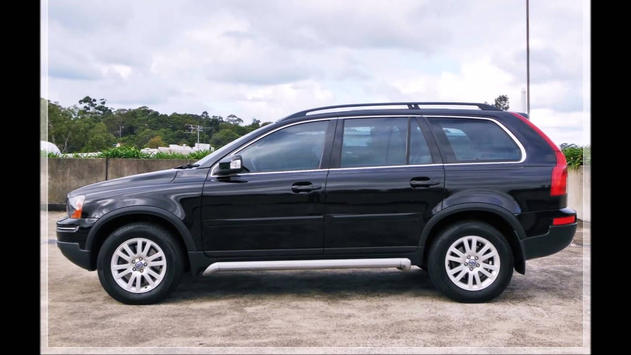 used volvo xc90 3 2 executive 2007 for sale in sydney youtube. Black Bedroom Furniture Sets. Home Design Ideas