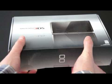 Nintendo 3DS Unboxing