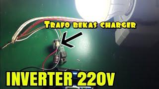 Download Video CARA MUDAH MEMBUAT INVERTER mini 3V KE 220V ( joule thief ) MP3 3GP MP4