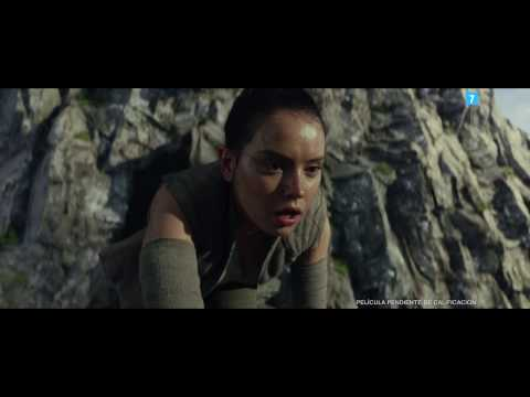 Trailer de Star Wars: Los últimos Jedi en HD