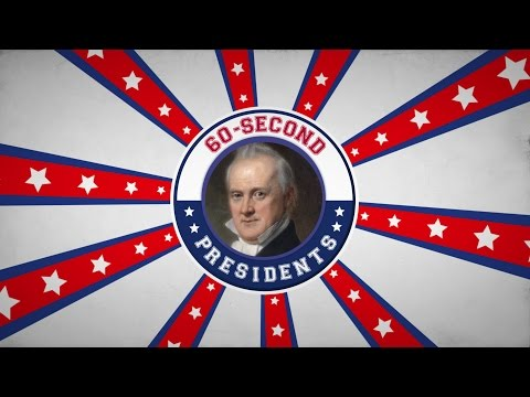 James Buchanan | 60-Second Presidents | PBS
