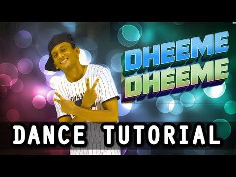 tony-kakkar's-dheeme-dheeme-ft.-neha-sharma-  -dance-tutorial- -nishant-nair-choreography-l