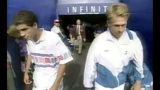 Stefan Edberg Vs Pete Sampras(1992 US Open)