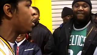 King Los (Bad Boy) vs Hollywood (2001 Exclusive ThrowBack Rap Battle) pt 2