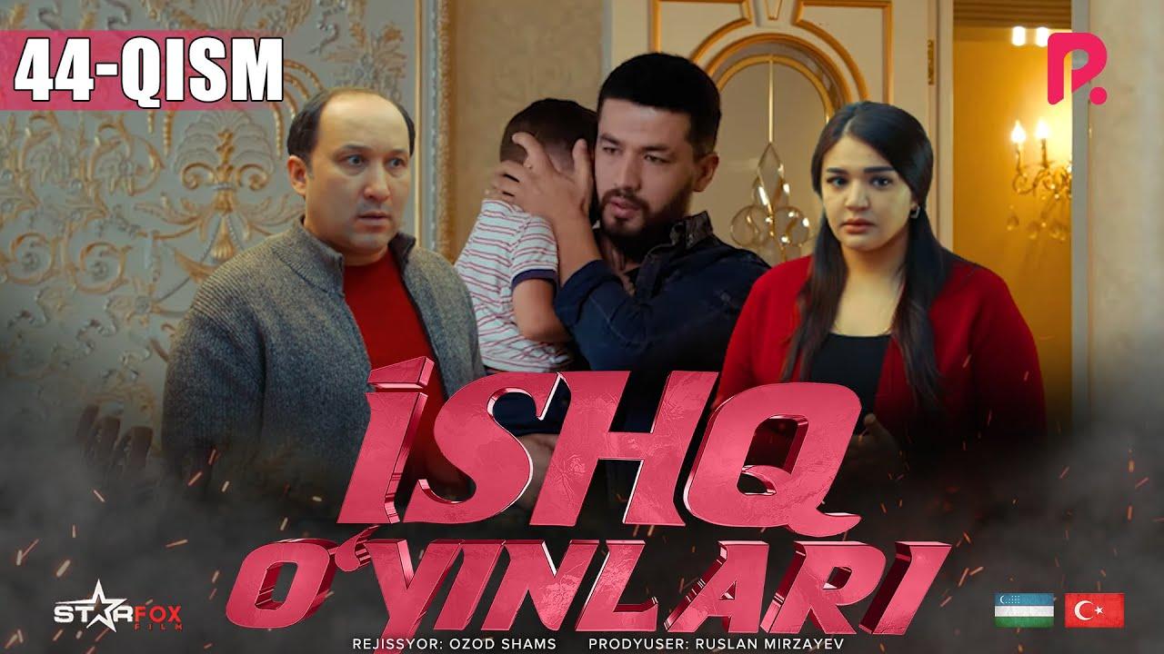 Ishq o'yinlari (o'zbek serial) | Ишк уйинлари (узбек сериал) 44-qism MyTub.uz TAS-IX
