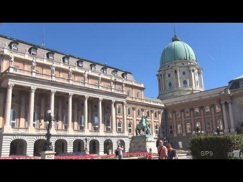 Buda Castle / Budavári Palota / Zamek Królewski, Budapest, Hungary / Magyarország / Węgry