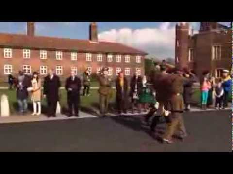 Download Horse Rangers Parade Hampton Court Palace
