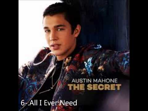Austin Mahone - The Secret (Album Completo)