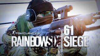 RAINBOW SIX SIEGE #61 - Bronze, der GLAZ-Sniper-Speznas-Killer! [HD+] Let's Play Deutsch