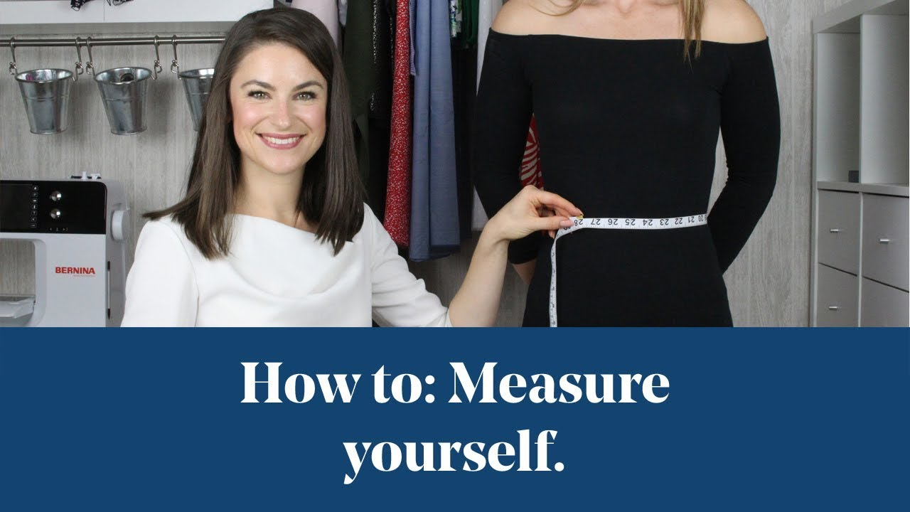 Download How To: Measure (Bust, Waist, Hip)