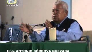Defendamos Nuestros Derechos. Antonio Córdova Quezada. ALFA Y OMEGA en Perú.