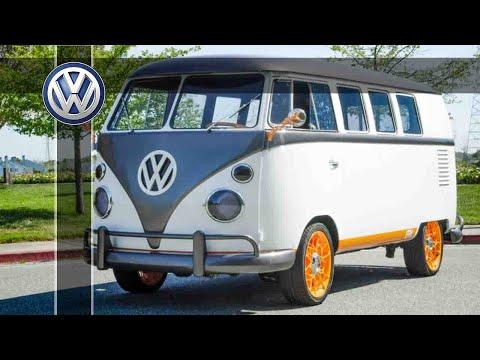 2020 Volkswagen Type 20 Concept Electric Bus