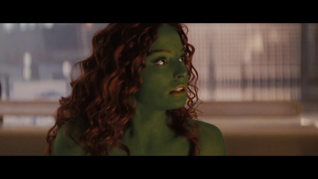 Rachel Nichols - Star Trek 1080p - YouTube