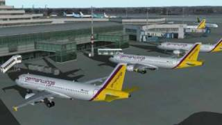 Airport Cologne/Bonn - FS2004